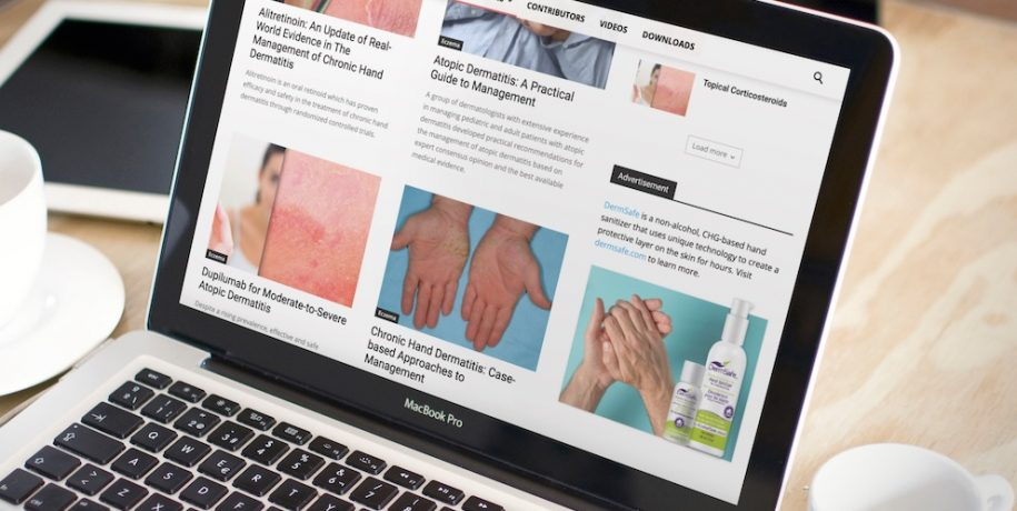 Online Marketing Campaign for DermSafe Hand Sanitizer image